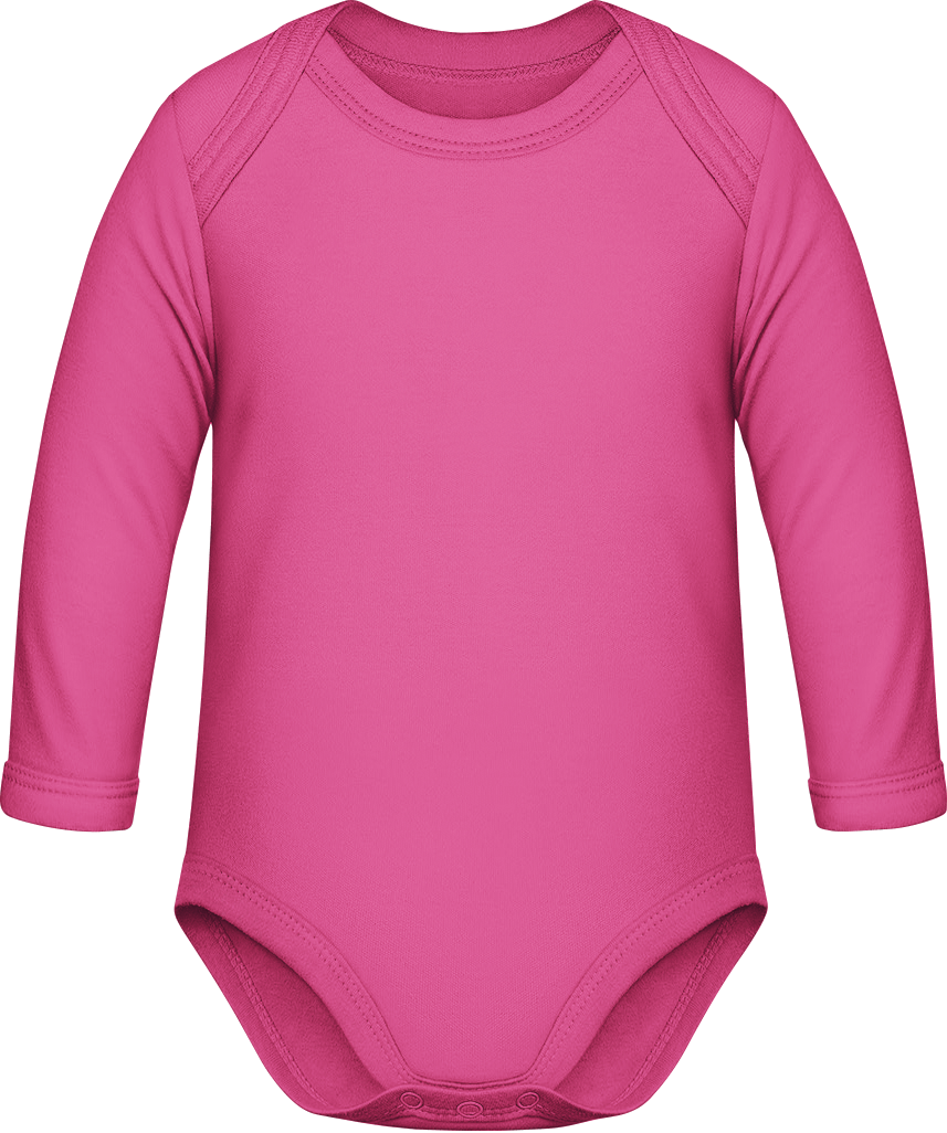 Organic Long Sleeve Bodysuit