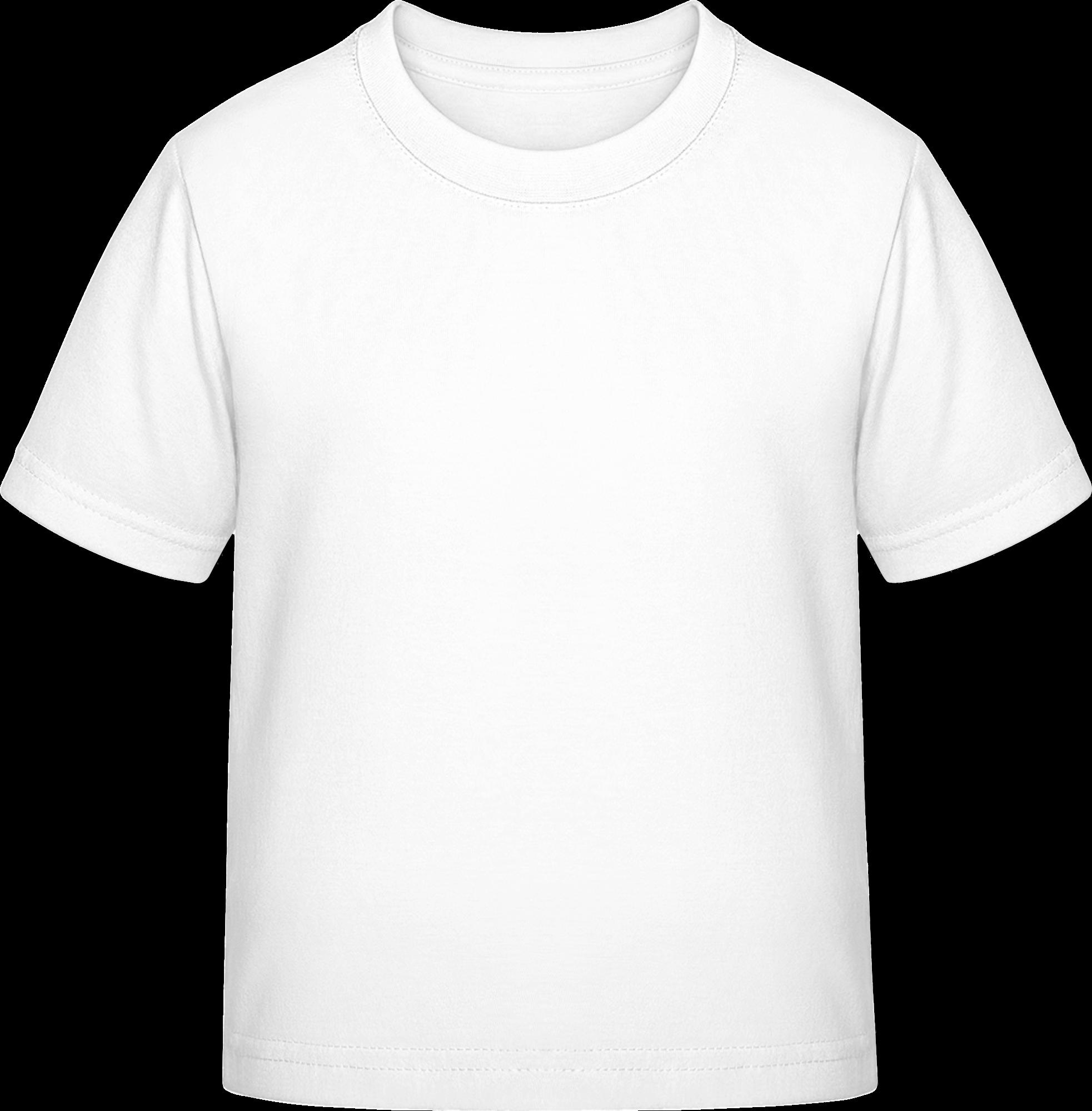 Weiß Kinder T-shirt