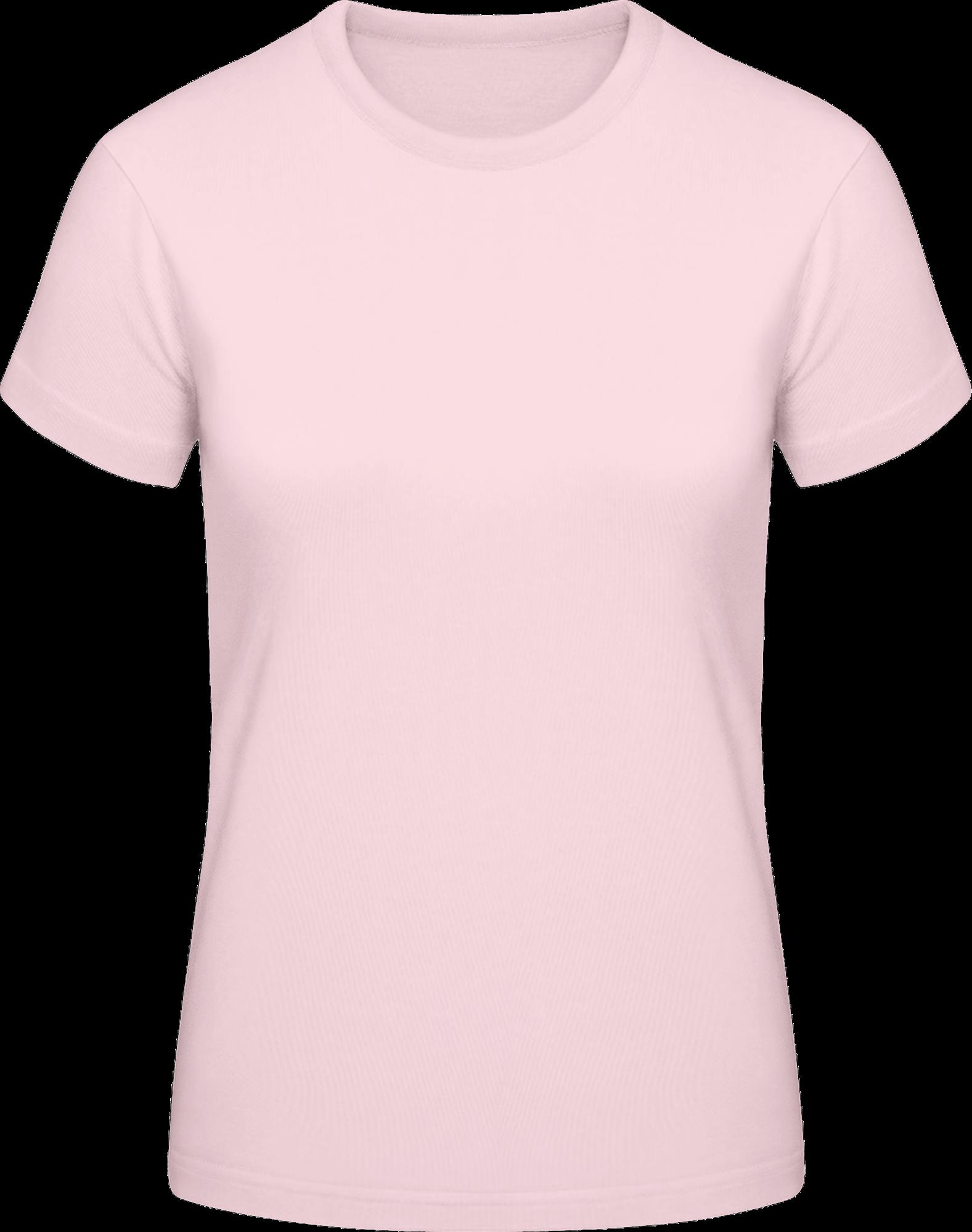 Dámske tričko B&C #E190