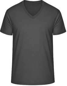 Lightweight Ringspun V-Neck T-Shirt
