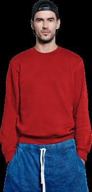B&C Set In sweatshirt bedrukken