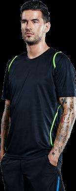 Gamegear Cooltex® Contrast Tee sportshirt bedrukken