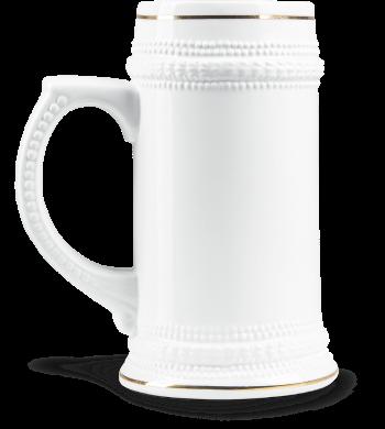 Stenen bierpul bedrukken